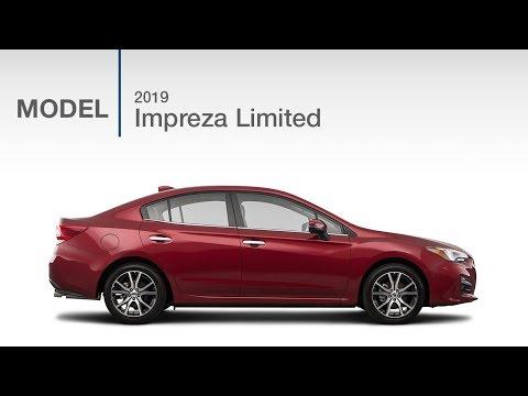 2019 Subaru Impreza Limited | Model Review