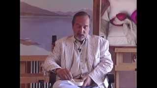 Claudio Bravo le da un consejo a los pintores jóvenes