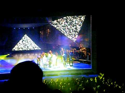 Beautiful Dirty Rich clip - Lady Gaga live Jan '10