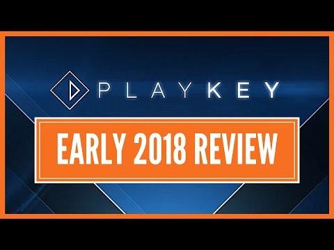 Playkey.net Cloud Gaming
