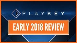 playkey.net Cloud Gaming - First Look 2018