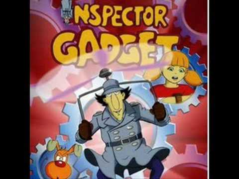 Inspector Gadget Techno Remix Scooter Youtube