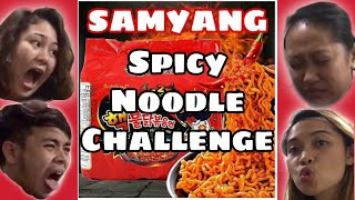 Samyang 2x Spicy Noodle Challenge (Bisaya/Cebuano Sub)