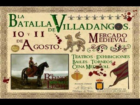 ¡La Batalla de Villadangos! - Spanish Battle, Villadango´s Town!