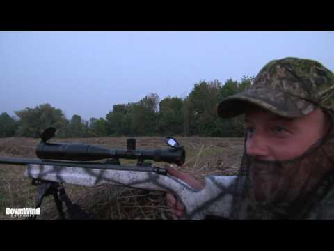 Coyote Hunting: Eagle Eye Andy (DownWind Outdoors)