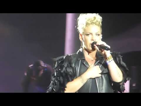 P!NK / PINK - What About Us - Live At Waldbühne, Berlin - Sat 12th Aug 2017