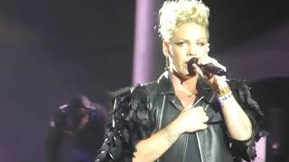 P!NK / PINK - What About Us - Live At Waldbuhne, Berlin - Sat 12th Aug 2017