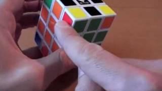 Как собрать кубоид 3х3х4 / How to solve cube 3x3x4 ч.2/2