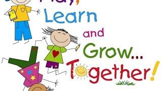 Обучающее видео для детей. Уроки английского. Цвета на английском. English for children.