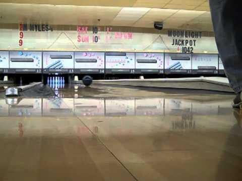 bowling at colonial lanes.