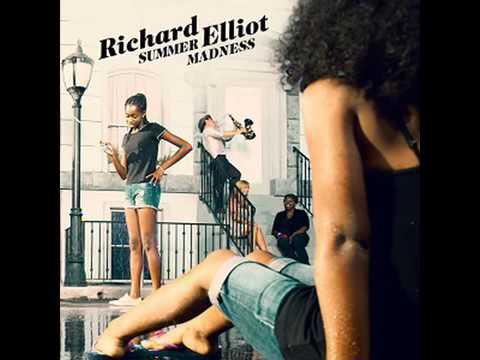 Richard Elliot Cachaca 2016