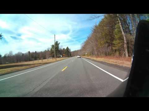 Cruising up Daniel Shays Highway, Part 1