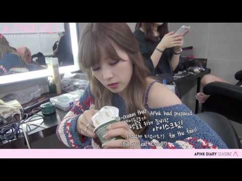 [APINKSUBS][150729] A Pink Diary Season 2 Episode 1