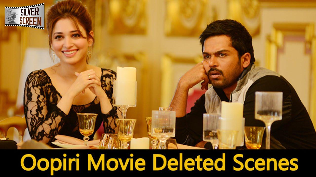 Download Oopiri Movie Back to Back Deleted Scenes - Silve Screen | Nagarjuna, Karthi, Tamannah