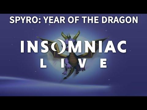 Insomniac Live - Spyro 3 Speed Run