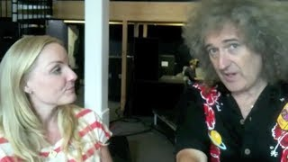 Brian May & Kerry Ellis Anthems Tour Rehearsal 26/04/2011