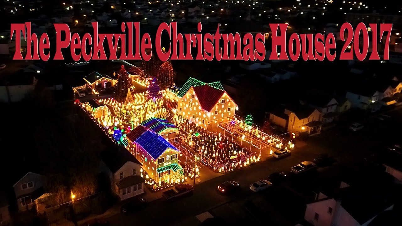 Christmas Lights In Pa.2017 Nepa S Own Peckville Christmas House Finally Gets It S
