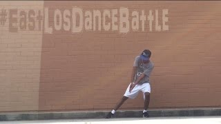 Chonique Sneed - Let It Go | Choreography | #EastLosDanceBattle #Entry