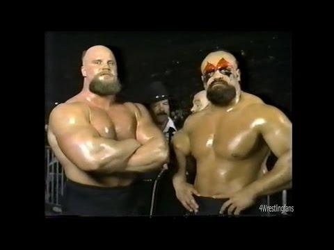 NWA World Championship Wrestling  1/23/88
