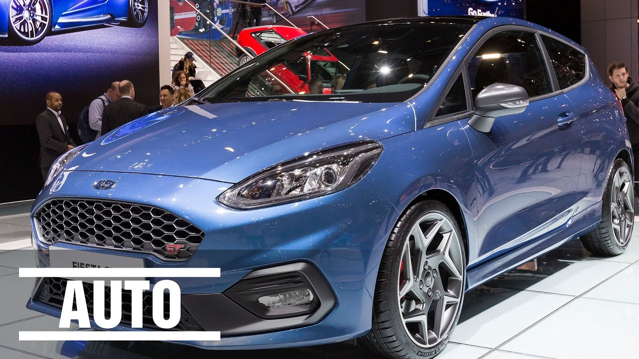 der neue ford fiesta st mit 200 ps auto salon genf youtube. Black Bedroom Furniture Sets. Home Design Ideas
