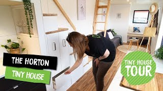 Horton Tiny House Video Tour by Build Tiny