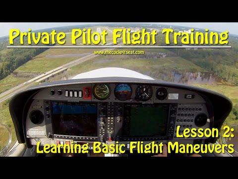 Flight Training - Learning Basic Flight Maneuvers