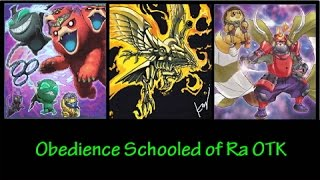 Ygopro - Obedience Schooled Of Ra Otk / The Winged Dragon Of Ra Otk