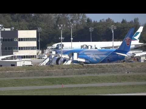 Future of flight Aviation Center & Boeing Video :-)