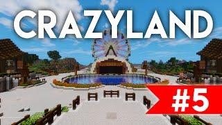 LA GRANDE ROUE & SNOWLAND | Crazyland 2.0 | Ep 5