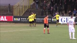 Berchem Sport - Thes Sport 3-1