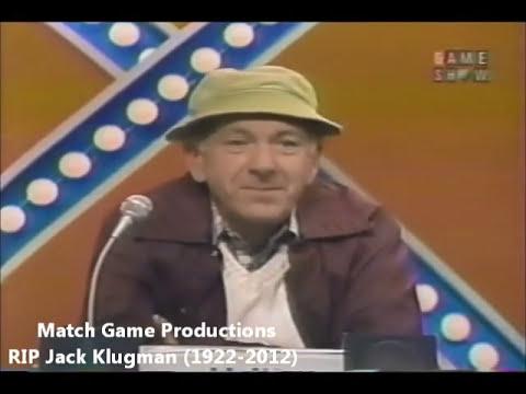 Match Game PM (Episode 228) (Jack Goes Crazy)