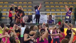 Zumbathom in Italy - Lola - Silvestre Dangond - Zumba Fitness With Papi UK