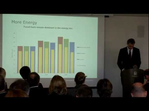 Ola Borten Moe: Norwegian Energy Policy: Looking Northwards