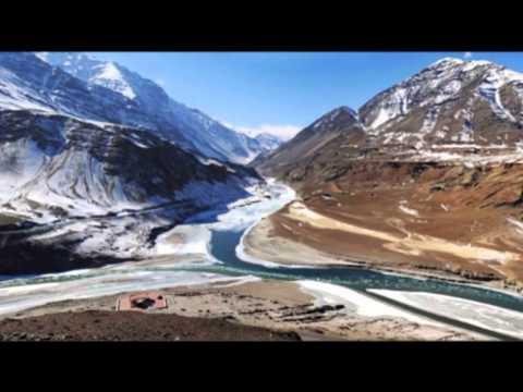 THE ZANSKAR CHADAR, 'Trail of the frozen river !!'