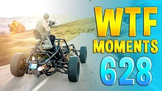 PUBG WTF Funny Daily Moments Highlights Ep 628