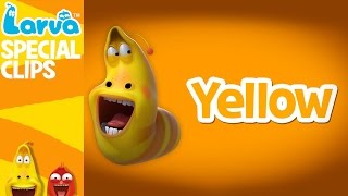 official yellow 2 - main character - chracters from animation larva