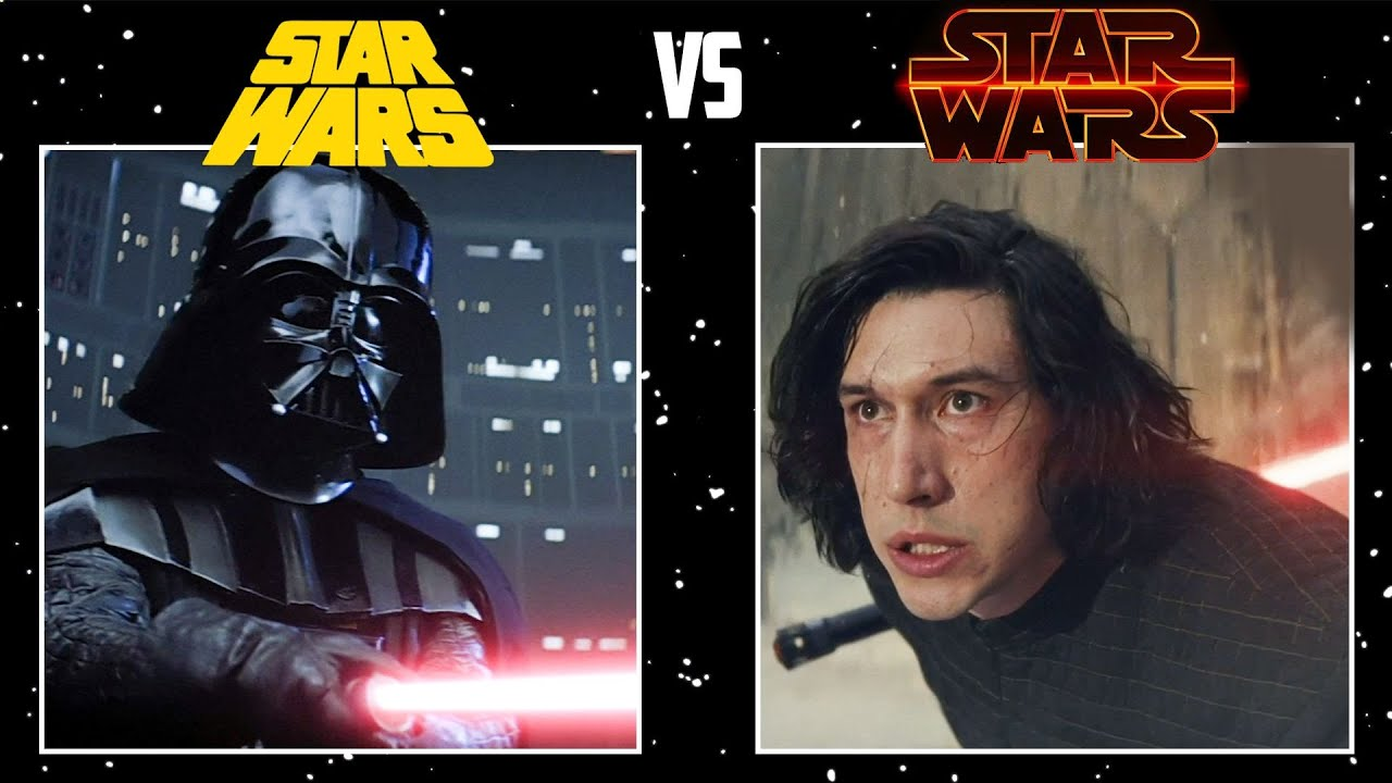 The Original Star Wars Trilogy vs. Disney's Star Wars Trilogy