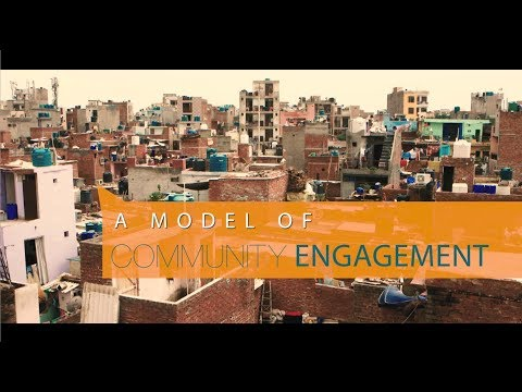 A Model of Community Engagement in Sanitation