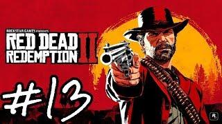 WYZNAWCY ŻÓŁWI - Let's Play Red Dead Redemption 2 #13 [PS4]