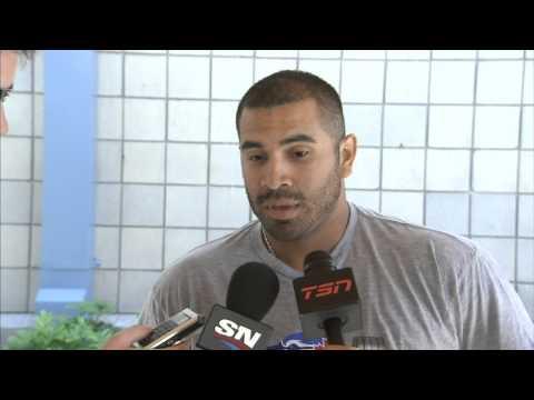Romero heartbroken after being optioned