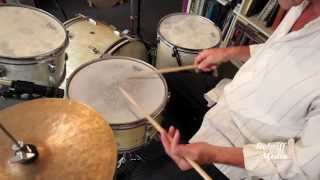 How to play the Drums, Double Paradiddle (Philly Joe Jones)
