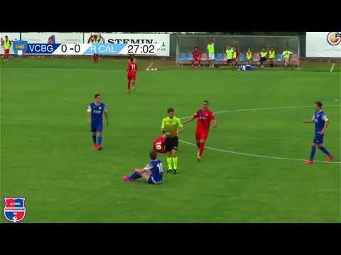 Virtus Ciserano Bergamo-Real Calepina 0-0, 16° giornata di ritorno Serie D girone B 2020-2021