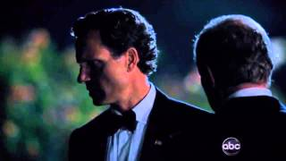 Fitz waits for Olivia - She was playing you, twisting the knife