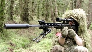Airsoft War G&P M4, UMP/UMG, L96 Section8 Scotland