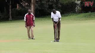UGANDA GOLF OPEN: Nelson Mudanyi shoots 66 to take one-shot lead