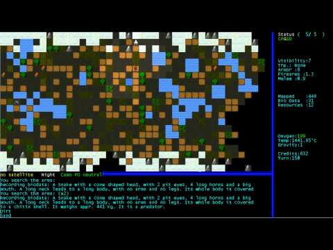 Prospector Roguelike - 01 : SS Loinclothgrad - Introduction, Into Space!