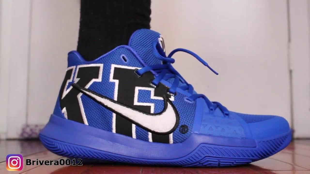 wholesale dealer 40c81 07658 Nike Kyrie 3