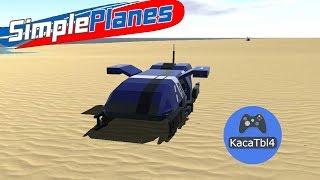 SimplePlanes - UT-47A Kodiak и другие работы подписчиков