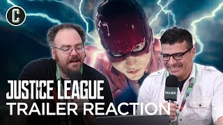Justice League Trailer Reaction