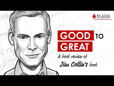 111 TIP: Good To Great by Jim Collins